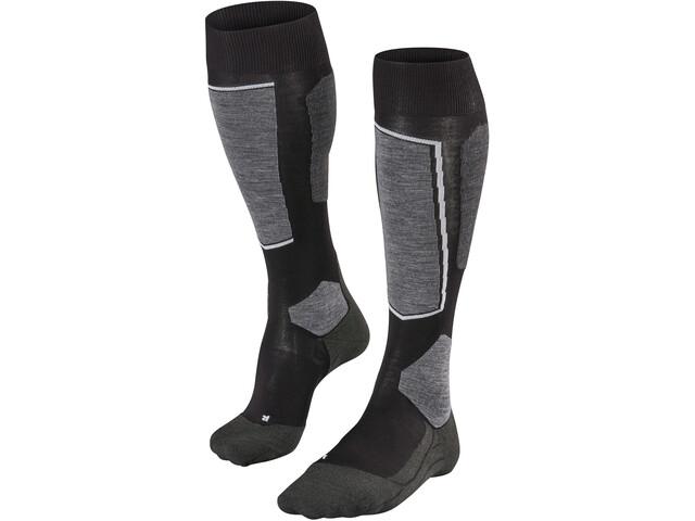 Falke M's SK6 Skiing Socks Black-Mix